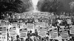 50th Anniversary march