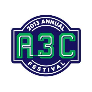 A3C 2013 logo